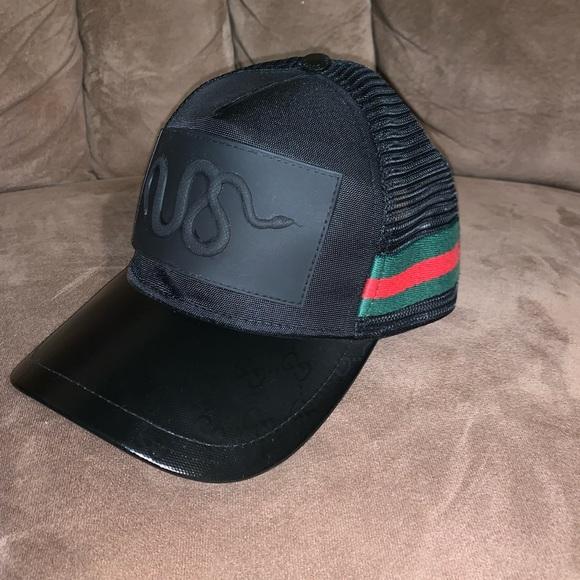 a7357fc6ef323 Gucci Accessories - Gucci Snake Cap